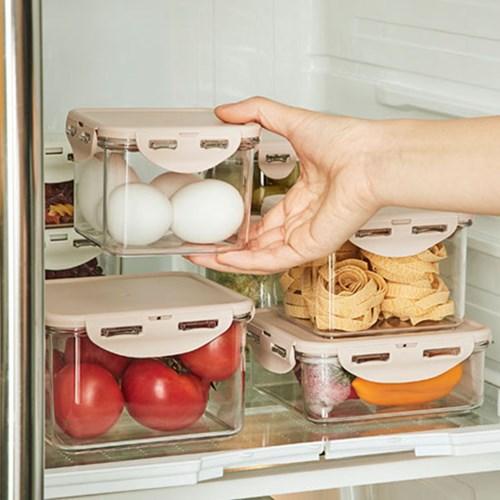 락앤락 항균 비스프리 스테커블 냉장고정리세트 7P