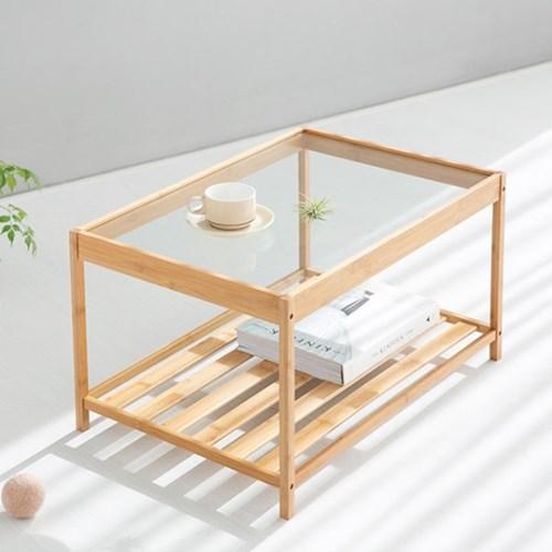 마켓비 GLABO 커피테이블 6040 대나무_(103299400)