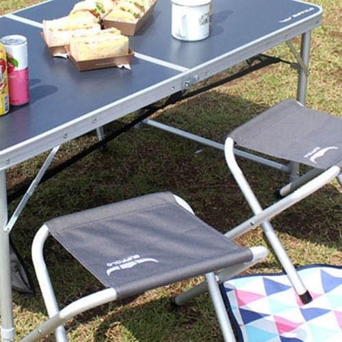 [버팔로]포그2폴딩 테이블+의자4개세트