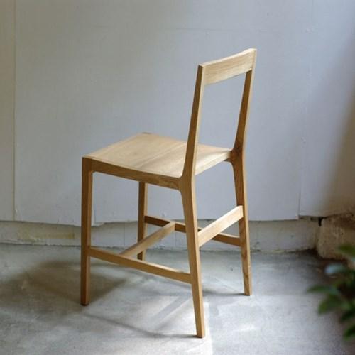[고요퍼니처] 원목 의자 _ 책상, 식탁 겸용