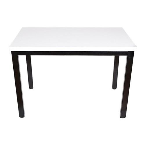 [가구느낌] LPM-1200x600-40각 식탁테이블 카페 4인_(970879)