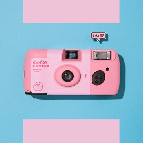 [캔디카메라 X 텐바이텐] 핑크