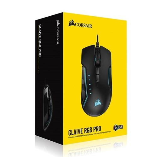 커세어 게이밍 마우스 GLAIVE RGB PRO 알루미늄