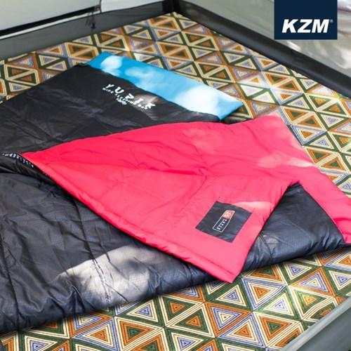 카즈미 유피크 침낭 1300 K9T3M001 / 캠핑용품 캠핑침낭 3계절용
