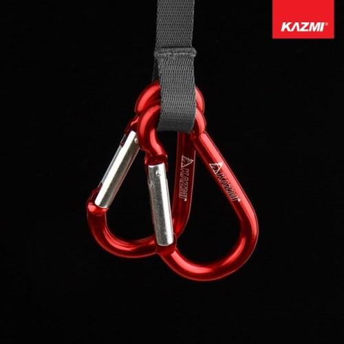 카즈미 카라비너 C92 K3T3T318 / 캠핑용품 텐트용품 등산용품