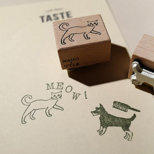 TTLB x NAHO Craftsman Stamp (pet groomer)