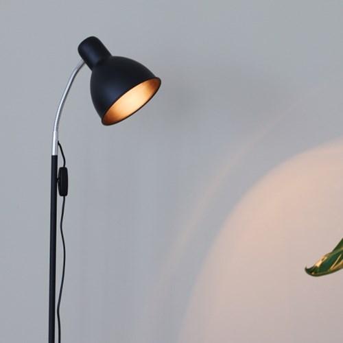 머스타 장스탠드+LED 전구