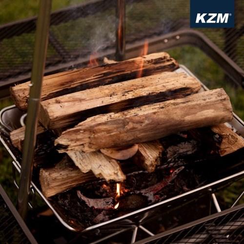 카즈미 참나무 장작 20kg K20T3G001 / 캠핑장작 캠프파이어 숯