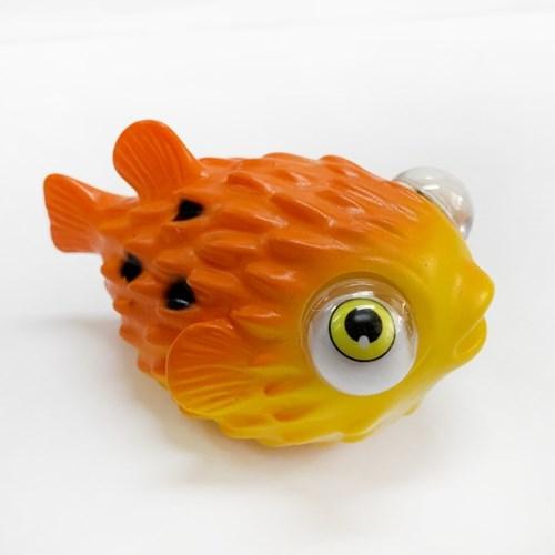 귀여운 바다놀이 물고기친구들