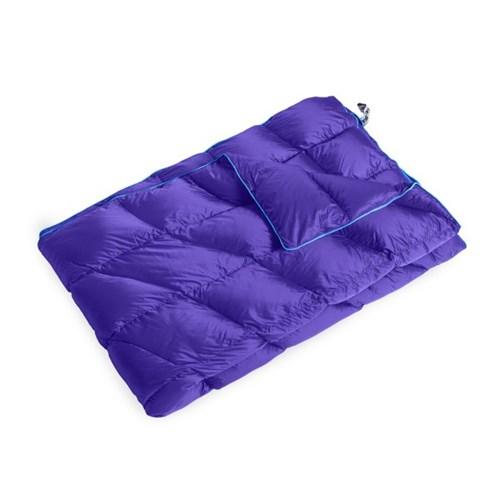 Duck Down Blanket_Purple