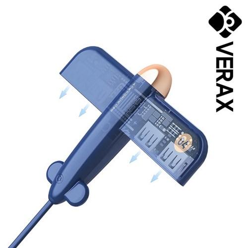 큐티 멀티 비행기 허브 USB 케이블 C023_(2118983)