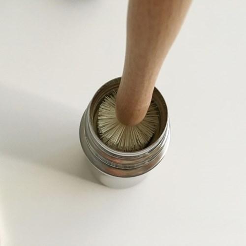 내츄럴우드브러쉬(젖병, 텀블러, 유리병세척솔, 2type)