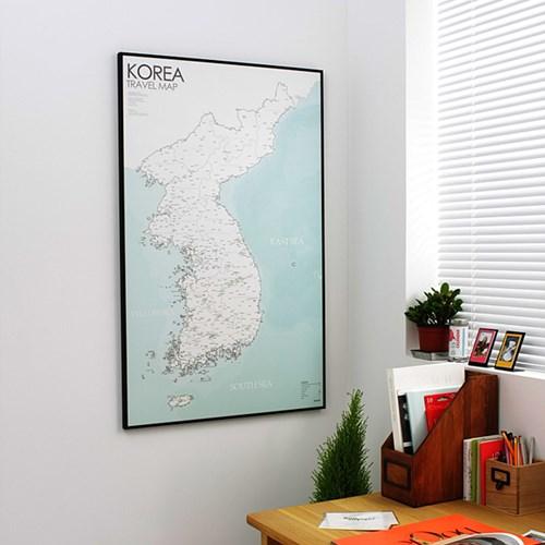 KOREA +Travel Map