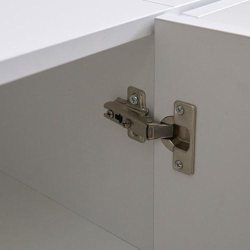 가구데코 리타 600 오픈 거실장+철제다리 FO1503