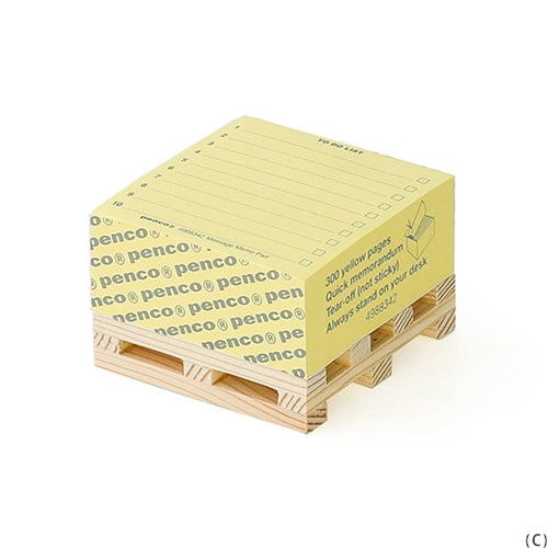 [PENCO] MEMO BLOCK on pallet