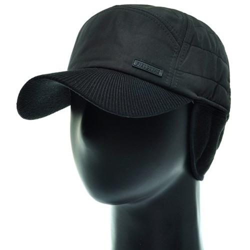 [플릭앤플록]RCO05.니트챙 패딩 귀달이 골프 방한 캡모자