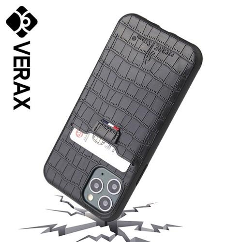 아이폰X 카드수납 슬림 커버 유니크 가죽 케이스 P424_(2293815)