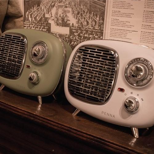 페나 라디오 히터 -레트로 페나 키보드 디자인 적용