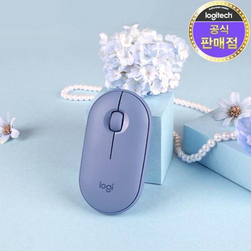 [설선물] 로지텍 코리아 M350 페블 무소음 마우스