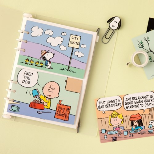 [Peanuts] 스누피 엽서세트 v.2