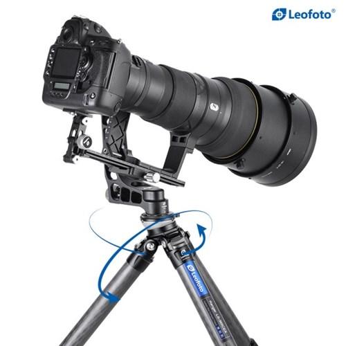 레오포토 LS-365CEX 10X 카본삼각대 레벨링베이스