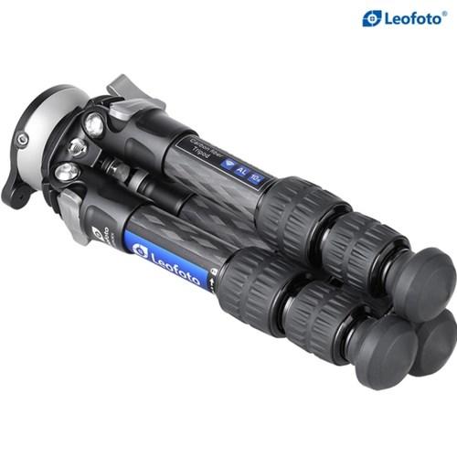 레오포토 LS-223CEX+RH-0 10X 카본미니삼각대 레벨링