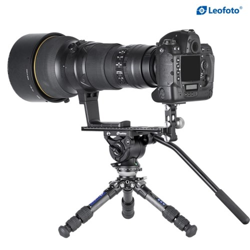 레오포토 LS-223CEX 10X 카본미니삼각대 레벨링 /K