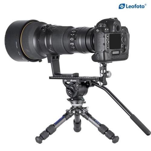 레오포토 LS-223CEX 10X 카본미니삼각대 레벨링