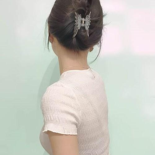 [헤어집게핀] 컬러풀 헤어클립