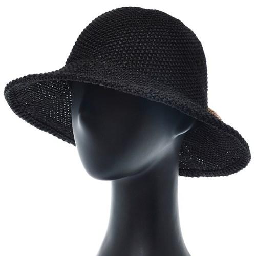 [플릭앤플록]IKP07.지사 니트 빅리본 여성 여름 모자