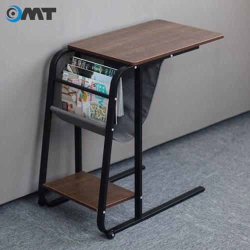 OMT 이동식 사이드 테이블 패브릭 보조수납공간 4color_(1523458)