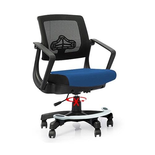 발받침의자 집중력의자 학생의자 책상의자 공부의자
