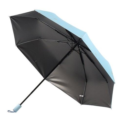 크라운 UV차단 양산겸 우산(블루)