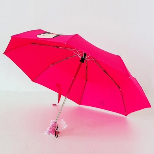 [더로라]- 디즈니 미키마우스 전자동 우산-새친구 미키미니 E004