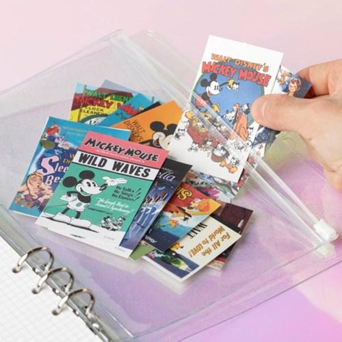 [디즈니] 빈티지 포스터 메모리북 ver.2 (A5)