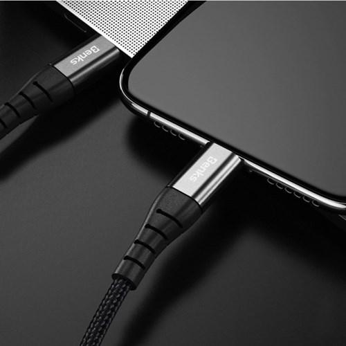 Benks M11 애플mfi케이블 아이폰 아이패드 PD고속충전 케이블 USB C