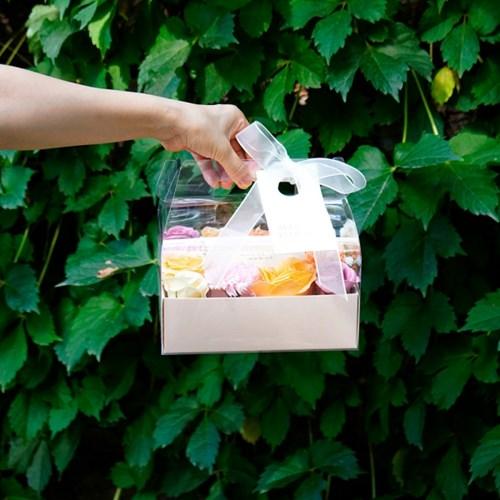 시크릿 비누꽃용돈박스