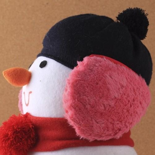 양면털 방한 귀마개(핑크)