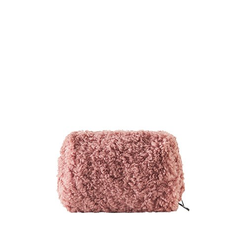 BELL MAKE-UP POUCH _ BOA (뽀글이 파우치)