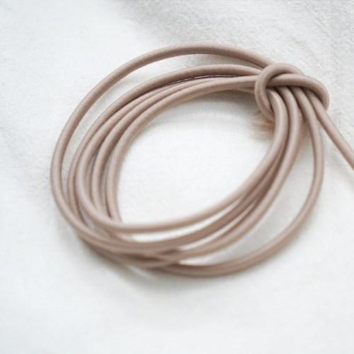 신축성 있는 고무줄 끈 스트링 (1YD)