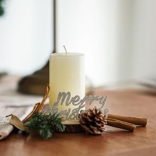 크리스마스 테이블 데코 세트