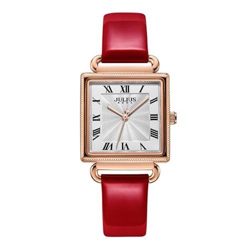 [쥴리어스 정품]JA-1266 여성시계 손목시계 가죽밴드