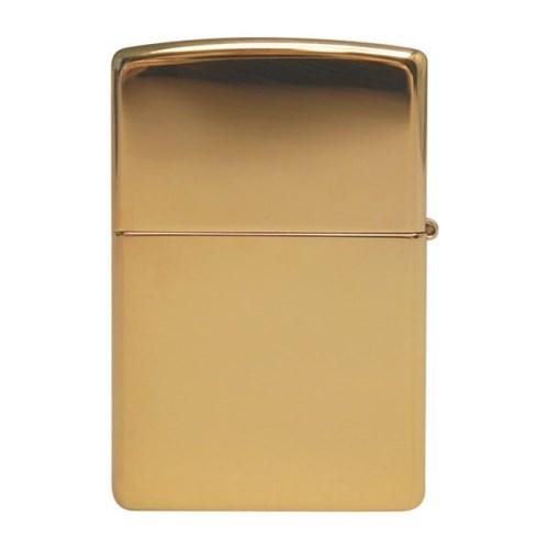 ZIPPO 라이터 49427 High Polish Brass Lustre_(2691149)