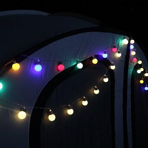 [ABC]크리스마스 LED 앵두전구,좁쌀 전구모음전 파우치포함