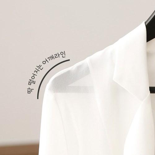프리미엄 원목옷걸이 M 30P 택1