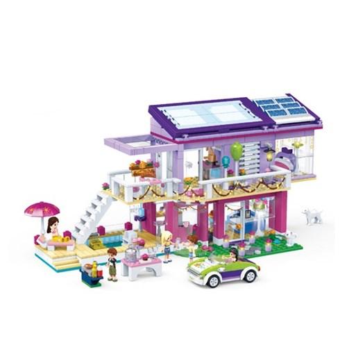 모던걸즈 안젤라 파티 9607/ 여아용 블럭 어린이선물