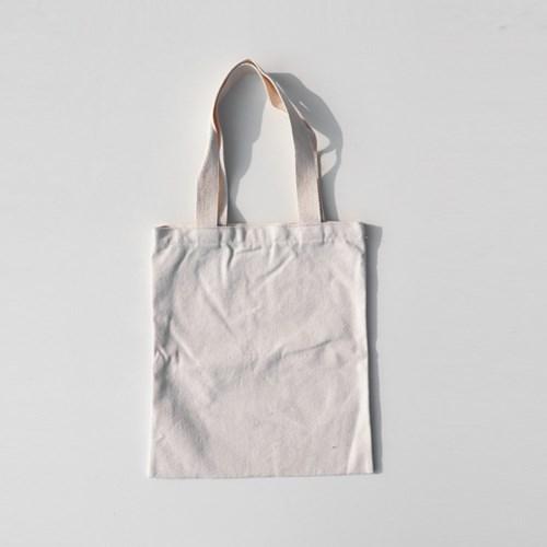 지엔 데일리 가벼운 캔버스 에코백 시장 장바구니 천가방 5묶음
