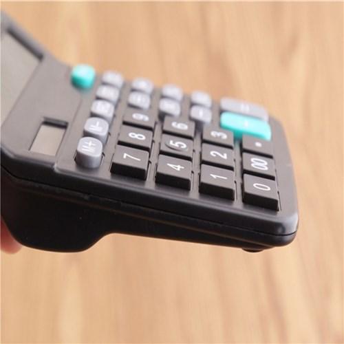 속편하게 쓰는 솔라 하이브리드 스마트 전자 계산기