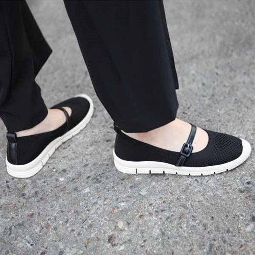 kami et muse Belt top knit sneakers_KM21s010