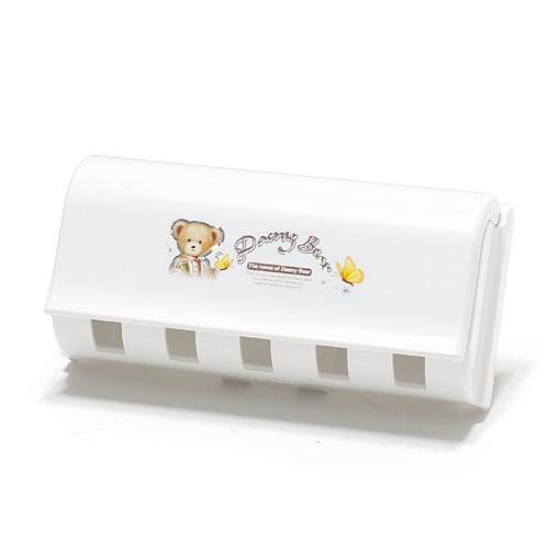 데니베어 5인용 칫솔걸이/호텔납품용 콘도판매용